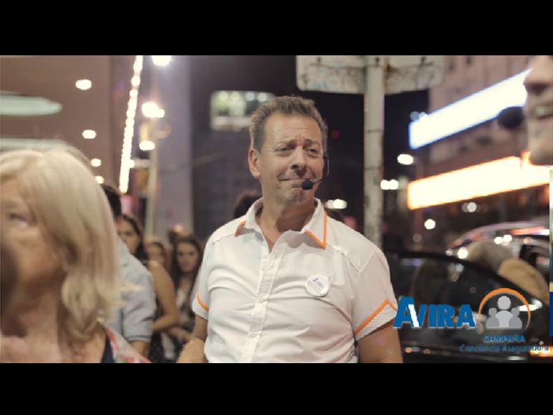 Vía Pública – Campaña Conciencia Aseguradora
